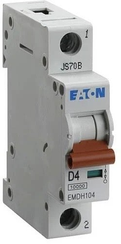 MEM MCB 40A 10/15kA Trip Type B Single Pole - Eaton EMBH140